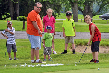 Learning some golf basics