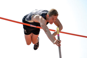 Shepherd reaches goal of medaling in state pole vault