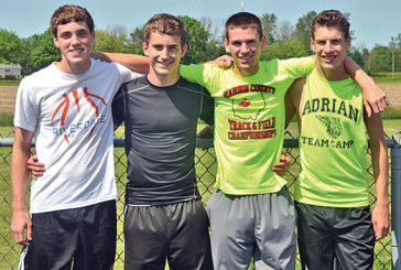 Pair of Riverdale relays aim for spot on podium at state