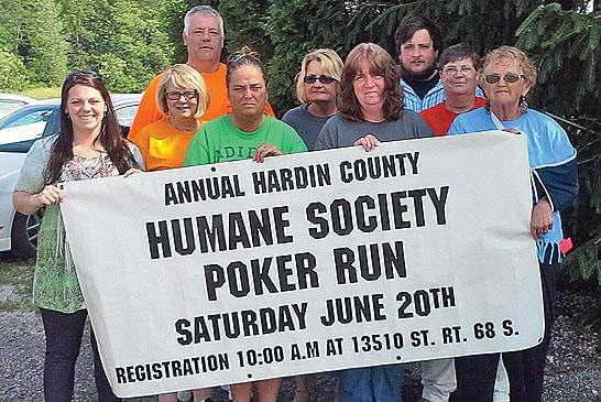 Humane Society Poker Run