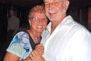 Couple celebrates 50th