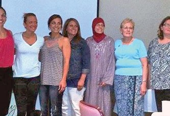 Soroptimist club adds 10 members