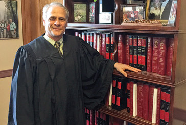 Christopher practiced law for 29 years before reaching career goal as a judge