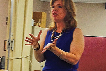 Speaker shares story of recovery from fibromyalgia