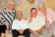 Celebrating their 50th anniversaries