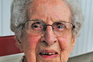 Kenton woman turns 100