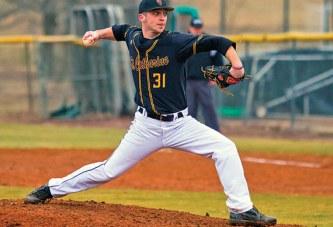 BL's Klinger hopes baseball carries him into law enforcement