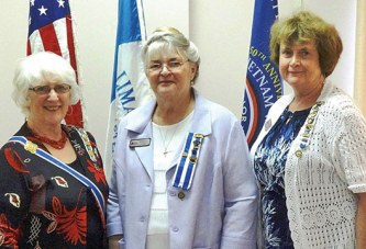 DAR recognizes Speirs for 50 years of service and as Vietnam veteran