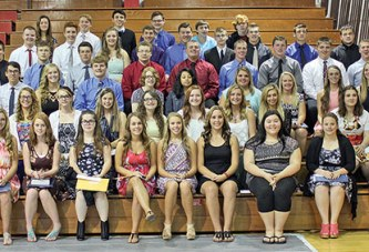 KHS seniors receive scholarships and awards