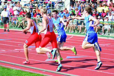 Riverdale's 3,200 relay places third at Division III state meet