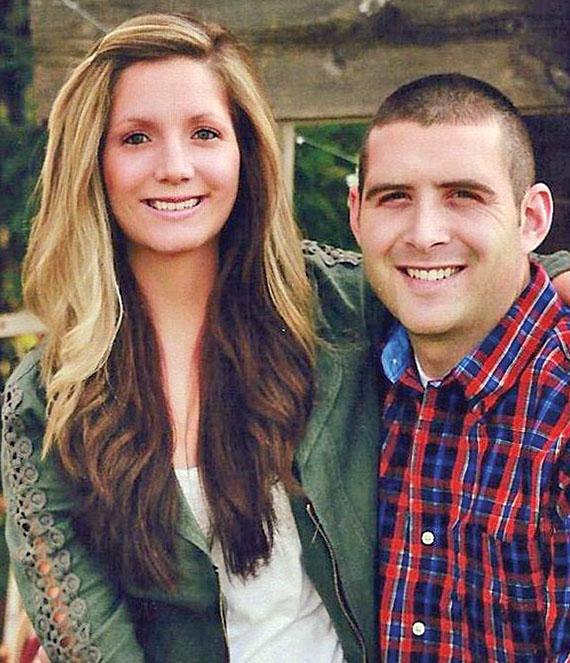 Shana Kirkpatrick and Tyler Pitts