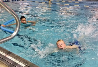 Grant helps Y lower cost of swim lessons, get big turnout
