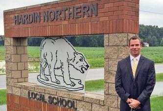 HN graduate aims to move school forward as new elementary principal