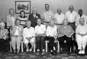 Kenton High School class of 1945 gathers for 70th reunion