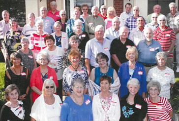 Kenton High class of 1960 meets for 55-year reunion