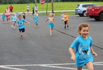 Taylor's Way 5K raises money