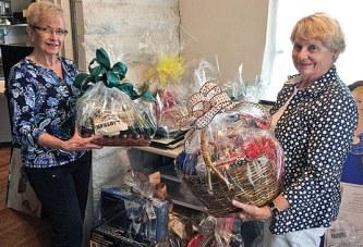 Gift baskets galore