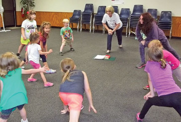 'Terrific Tuesday' participants learn about theater and drama