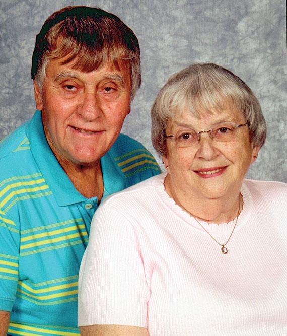 Robert and Janice Quay