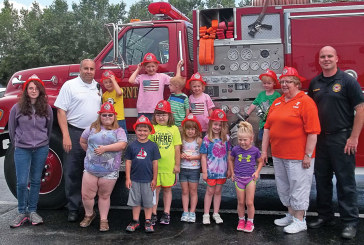 Terrific Tuesday campers learn about safety issues