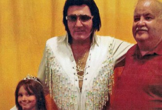 Visiting with Elvis