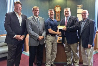 AEP Ohio awards grant to help with IP expansion