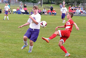 Kenton scores six vs. Ada, keeps 309 Cup