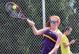 Ada girls win pair of matches