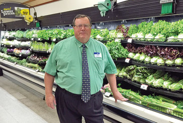 New Kroger store manager glad to be back working with the people