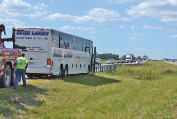 Passengers' quick action prevents more injuries on out-of-control bus