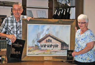 Couple share story of how they saved Forest depot
