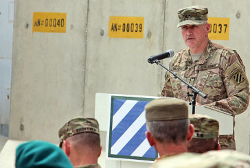 Murray leaving Afghanistan for Pentagon