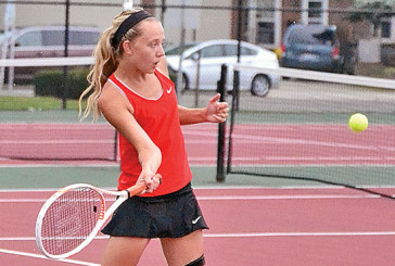 KHS tennis earns first win of 2015