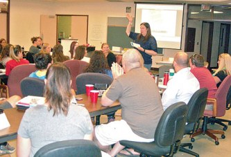 'Boot Camp' helps prepare Kenton's 36 new teachers
