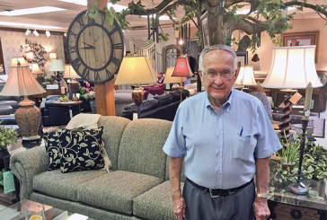 McBride started selling furniture in Dunkirk at age 17