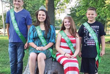 Hardin County rabbit group names 2015 royalty members
