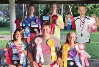 County youth participate in Ohio State Fair rabbit shows