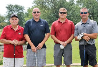 Alliance Golf Scramble held with 112 golfers participating