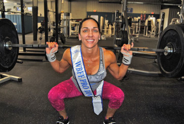 Area woman gets to compete against the 'best of the best' bodybuilders