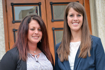 Pair represent Hardin County at Young Cattlemen's Conference