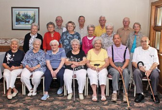 Kenton High School class of 1947 has its 68th reunion