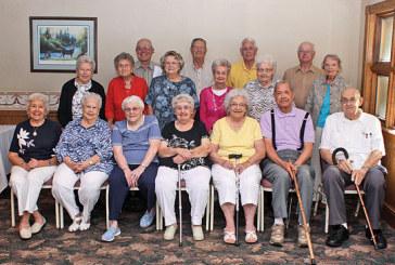 Kenton High School class of 1947 has its 68th reunion