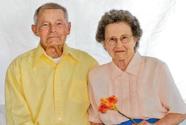 Couple celebrates 73rd anniversary