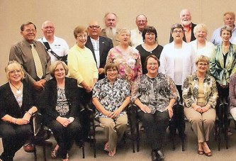 Ada High School class of 1965 reunites