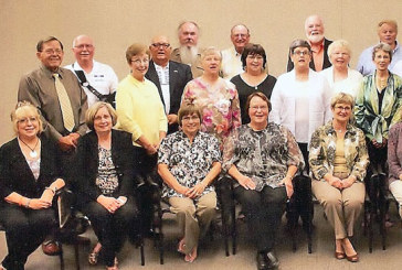 Ada High School class of 1965 reunites
