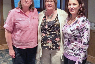 Soroptimist club discusses upcoming events and fundraising projects