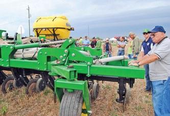 Field day demonstration