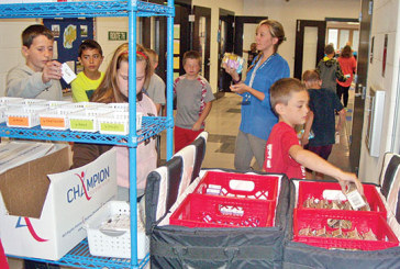 Free breakfast a hit at Kenton Elementary
