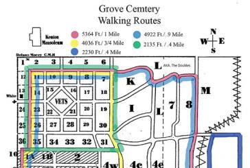 Cemetery excerise