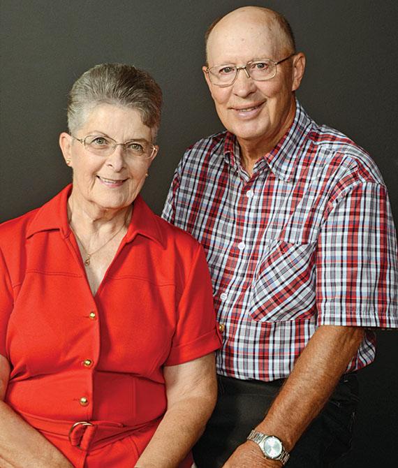 Harold and Connie Willeke